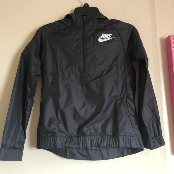 Coats | Nike Girls Windbreaker | Poshmark